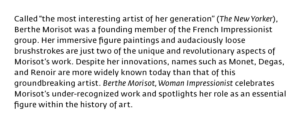 The Most Interesting Artist of her Generation